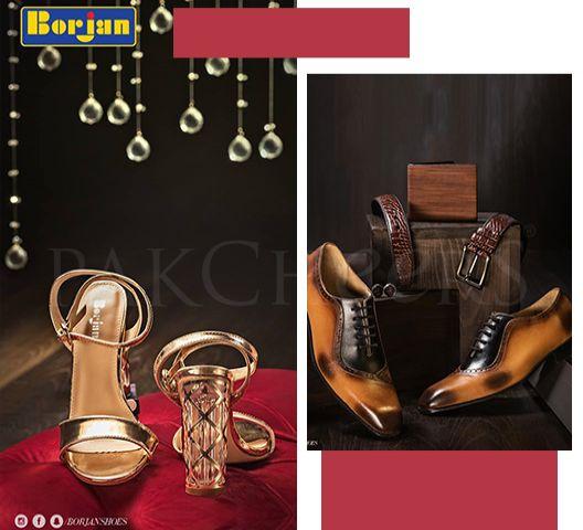 Borjan Shoes - Mall Road