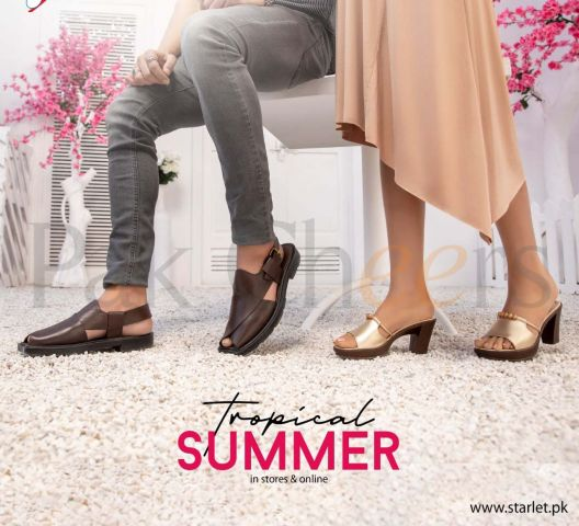 Starlet Shoes - Lahore