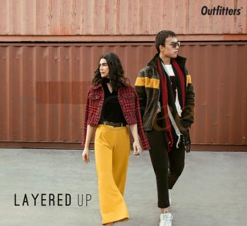 Outfitters - Lyallpur Galleria