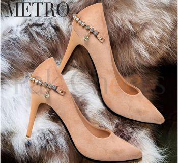 Metro Shoes - Tench Bhatta