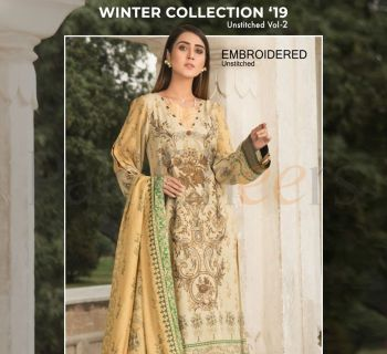 Warda Designer Collection - Packages Mall